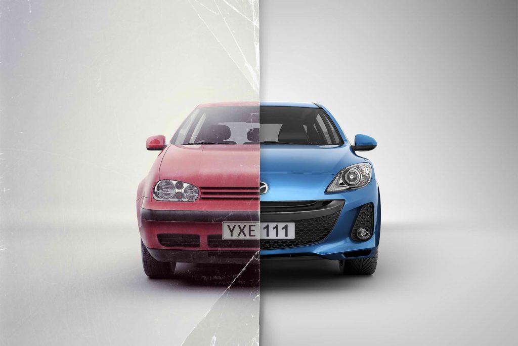 New vs. Used Cars